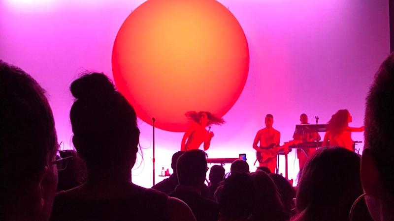 Watch Solange Debut Her New Live Show in Portland