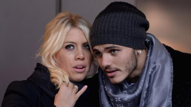 <p>Icardi's agent Wanda Nara confident of new Inter Milan contract</p>