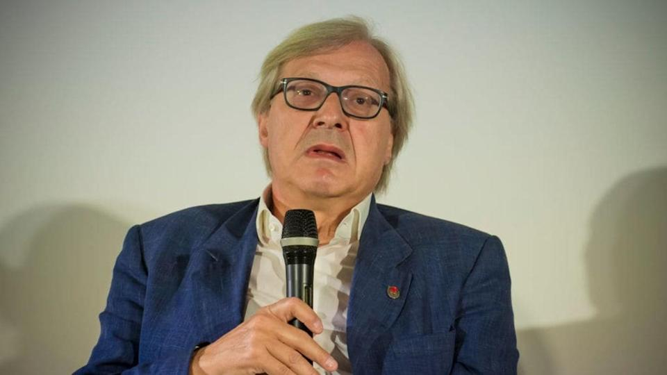 Vittorio Sgarbi | Francesco Prandoni/Getty Images