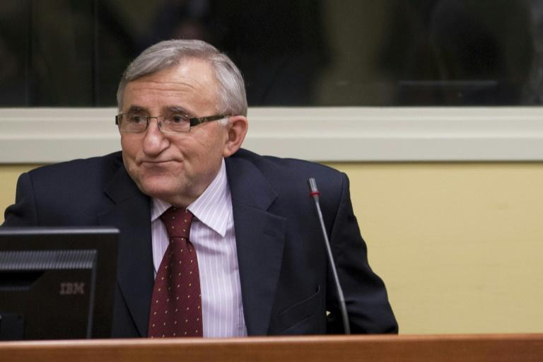 Vladimir Lazarevic, who spent a decade in prison for war crimes as a Serbian commander during the Kosovo conflict, was reportedly named a lecturer at Serbia's military academy