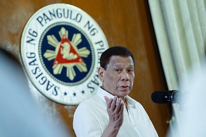 Congress declares national emergency, grants special powers to Duterte