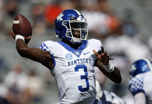 Ole Miss, Kentucky look to rebound from opening-game losses