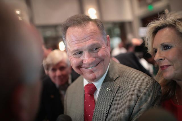 Five women have accused Roy Moore, the former Alabama chief justice, of pursuing them when he was in his 30s and they were in their teens. Moore has denied the allegations.