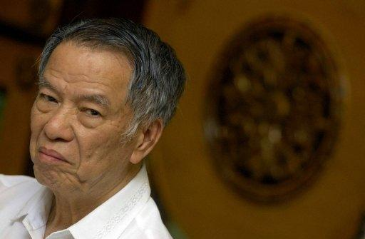 Lucio Tan is ranked by Forbes as the 2nd-richest Filipino with an estimated fortune of $3.5 bln