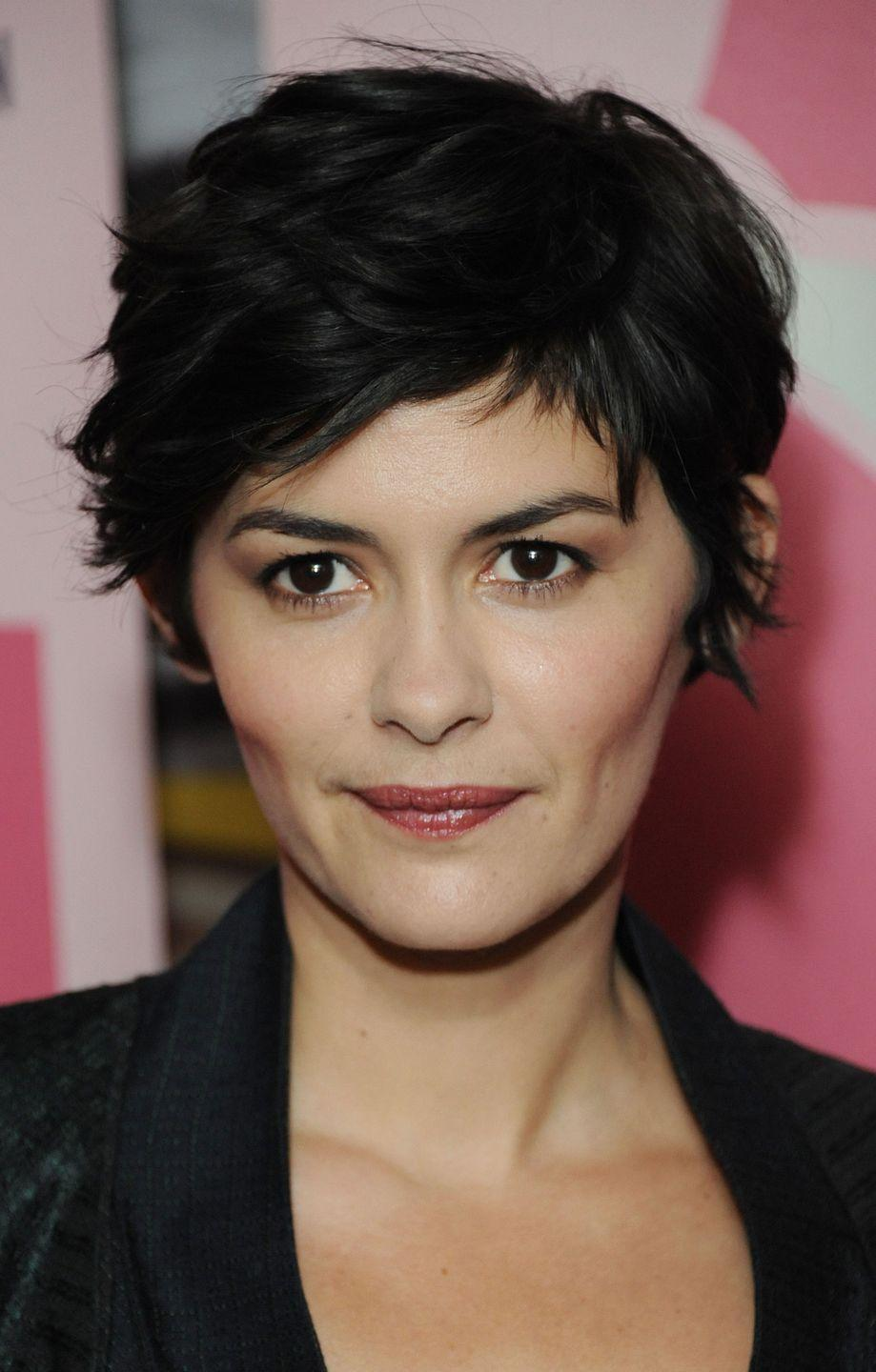 <p>For French girl cool, try a shaggy pixie like Audrey Tautou's classic style. </p>