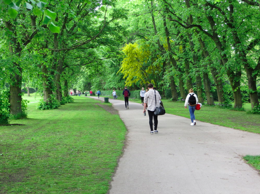 <em>The victim was walking through Hyde Park in Leeds at the time of the attack (Geograph/stock photo)</em>