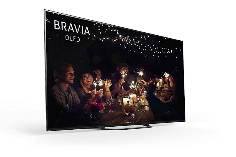 Sony XBR-55A8G 55 Inch TV: BRAVIA OLED 4K Ultra HD Smart TV (2019)