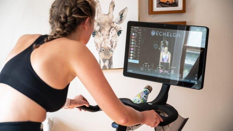 Best gifts for wives: Echelon Connect Bike EX-5
