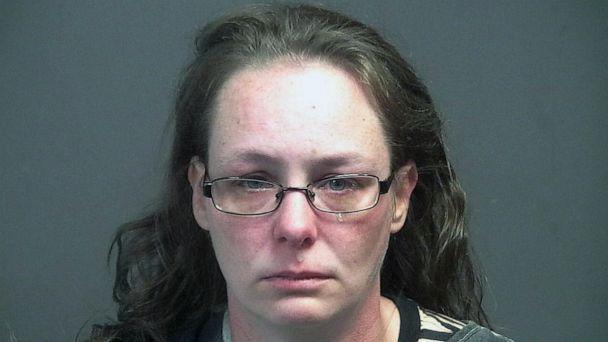 PHOTO: Virginia Christine Lewis Brown, of Greenback, Tenn., is pictured in this booking photo on May 24, 2021. (Blount County Sheriff's Office)