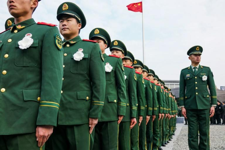 US intelligence believes China's People's Liberation Army is behind Huawei