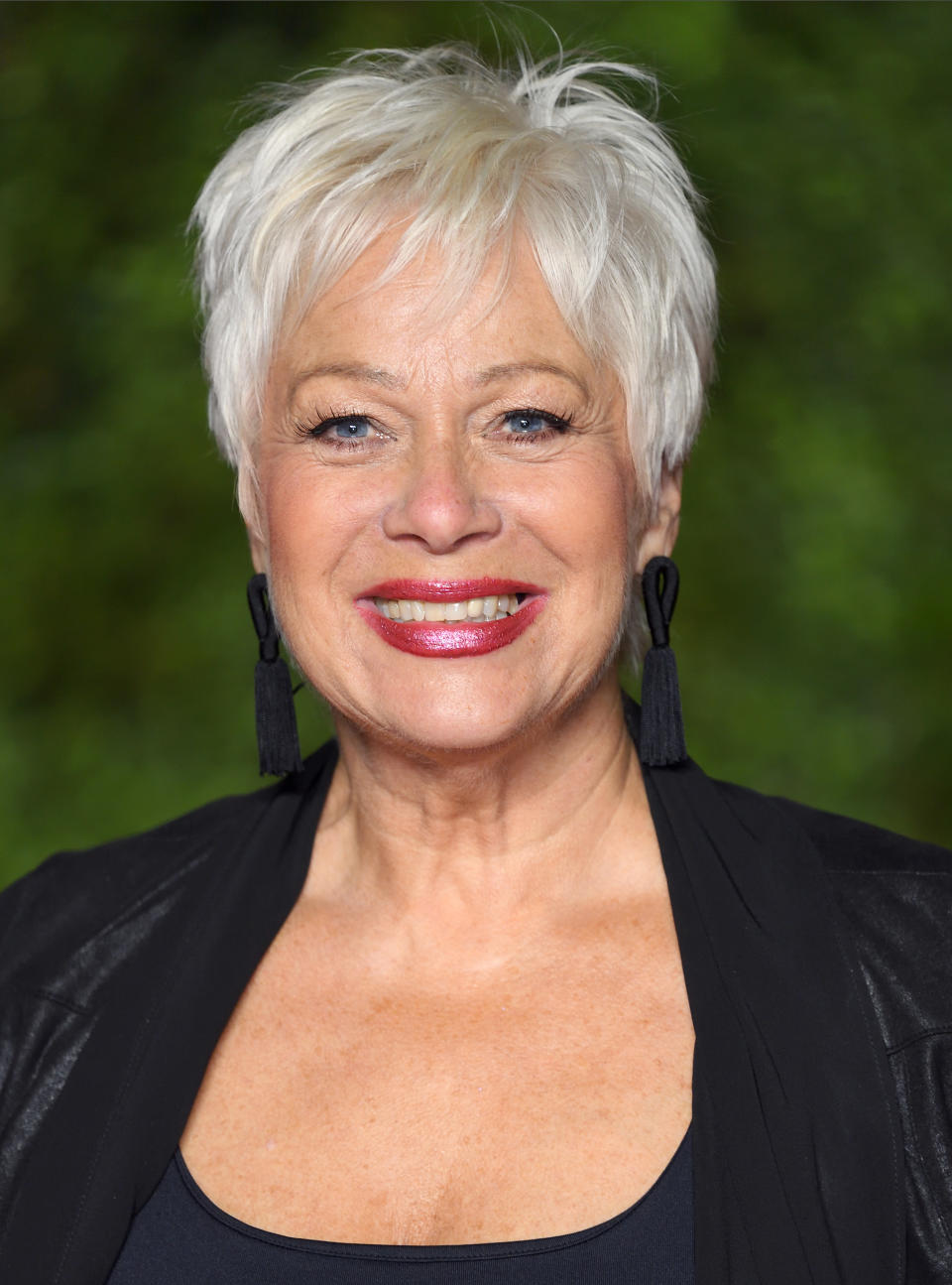 Denise Welch attends