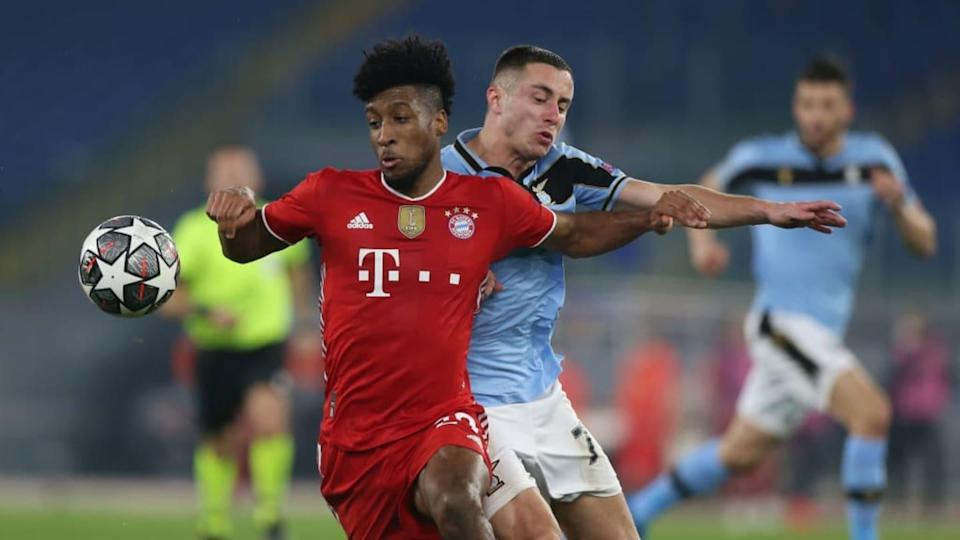 Kingsley Coman | Paolo Bruno/Getty Images