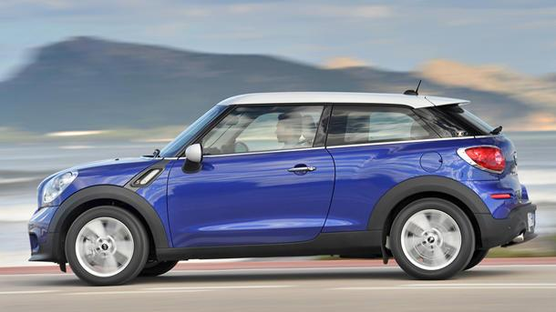2014 Mini Paceman At The End Of Normalcy Motoramic Drives