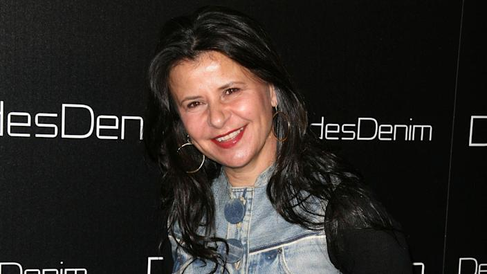 Tracey Ullman at the Decades Denim Launch Party, Private Location, Beverly Hills, CA.