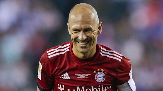 The Dutchman has been touted for a potential return to England as he prepares to end a decade-long spell in the Bundesliga
