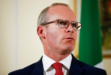 Future relationship with EU can be changed, Ireland's Coveney tells new UK PM