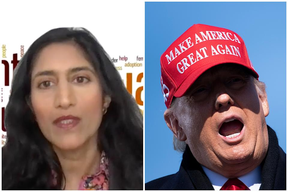 'Bad news for British women': Harini Iyengar on the prospect of a Donald Trump victory.