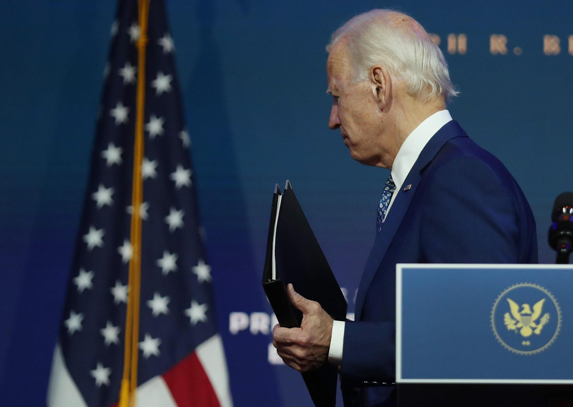 Biden's first 100 days: What the next US president can and can't do