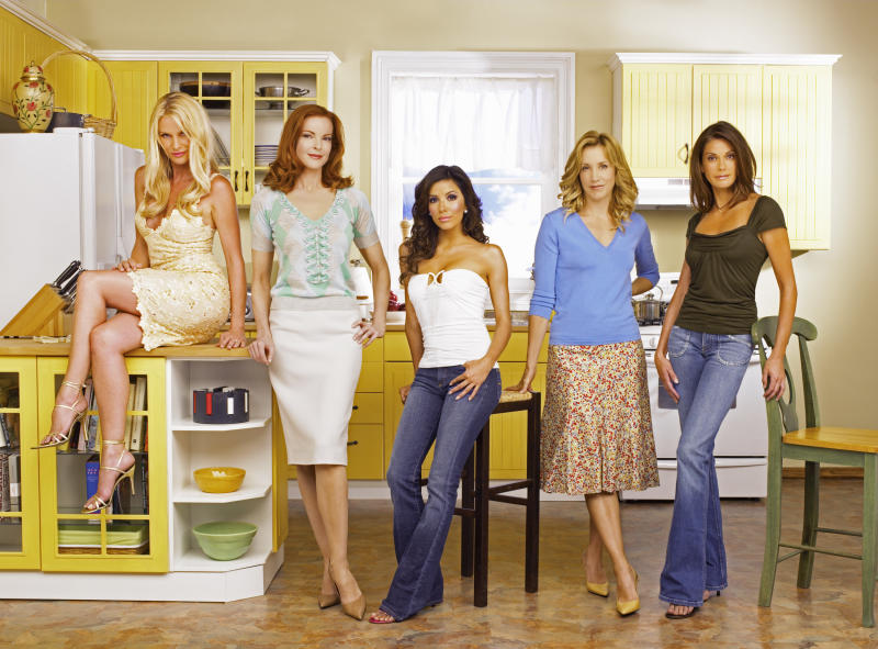 The Ellen DeGeneres Show has been replaced by reruns of Desperate Housewives. Photo: Getty Images