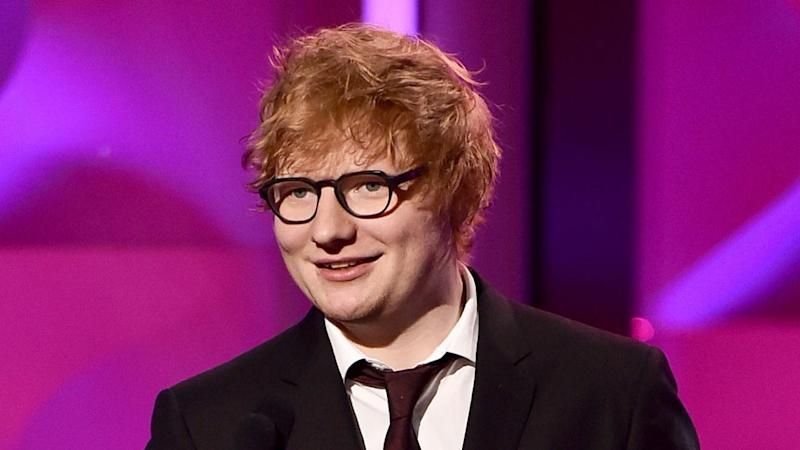 Ed Sheeran Celebrates One Full Year of Not Smoking!