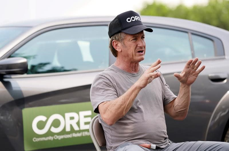 Sean Penn ups fight against COVID-19 with relief expansion