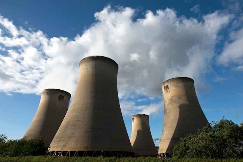Environmental groups say it will require radical action to decarbonise Britain's entire economy