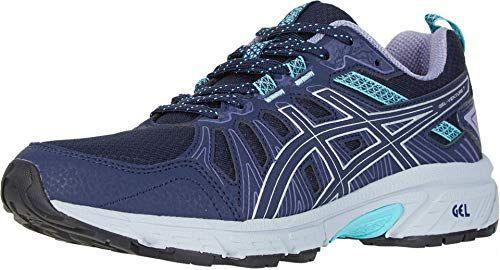 """<p><strong>ASICS</strong></p><p>amazon.com</p><p><strong>$54.55</strong></p><p><a href=""""https://www.amazon.com/dp/B07JWGD1CS?tag=syn-yahoo-20&ascsubtag=%5Bartid%7C10065.g.36210019%5Bsrc%7Cyahoo-us"""" rel=""""nofollow noopener"""" target=""""_blank"""" data-ylk=""""slk:Shop Now"""" class=""""link rapid-noclick-resp"""">Shop Now</a></p><p>Decked out with a signature gel cushioning system in the back of the foot, these absorb shock for the smoothest stride of your life.</p>"""