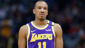 Lakers guard Avery Bradley