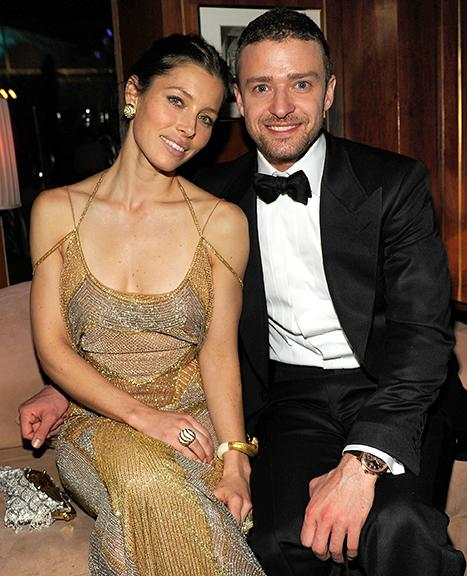 "Jessica Biel: I'm ""Cool As a Cucumber"" About Planning My Wedding to Justin Timberlake"