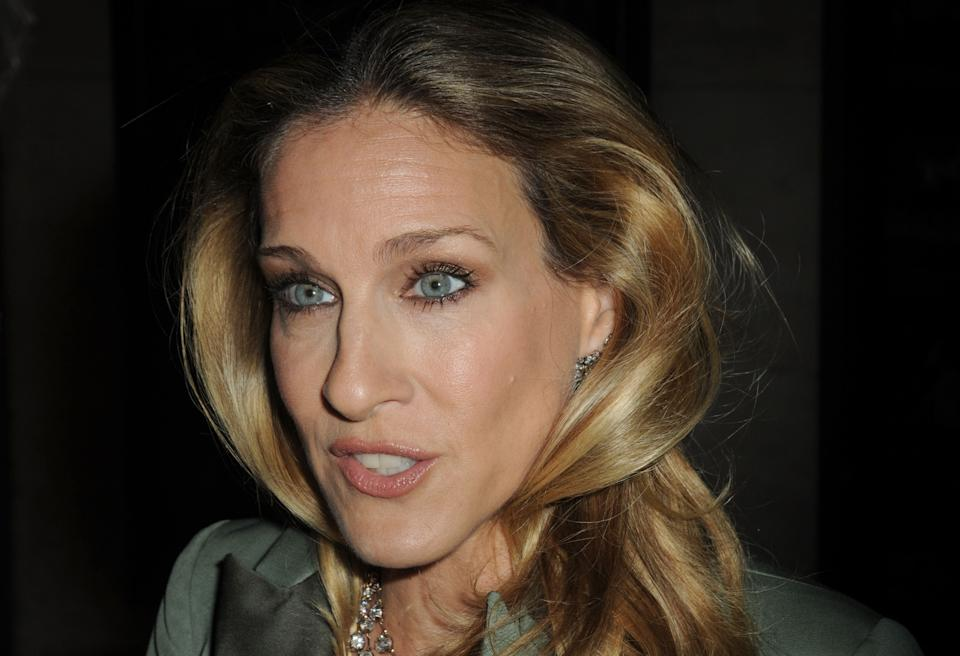 Actress Sarah Jessica Parker attends the New York City Ballet 2010 fall gala at the David H. Koch Theater, Lincoln Center on October 7, 2010 in New York City.