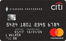 citi diamond preferred credit card