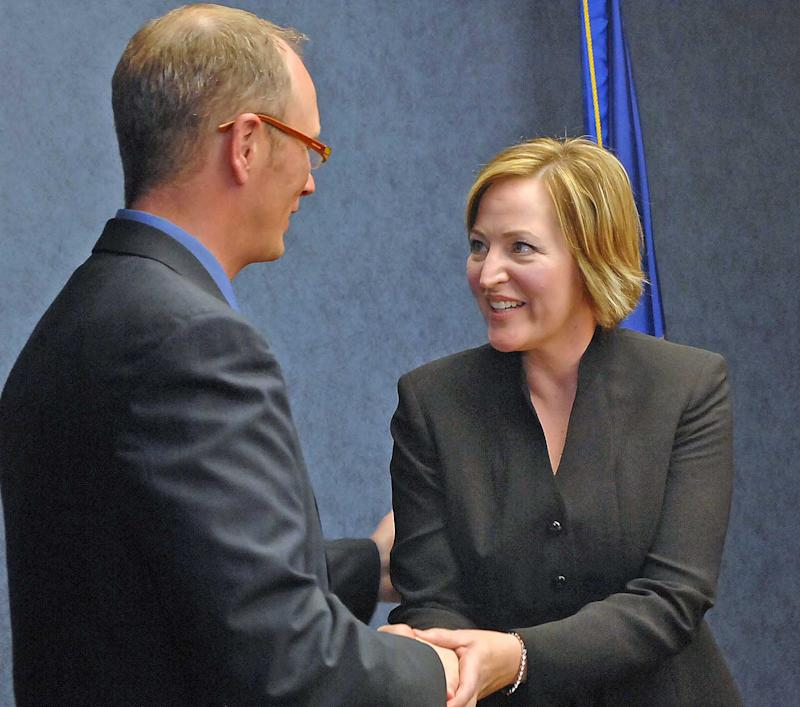 North Dakota governor names new labor commissioner