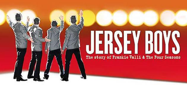 """Hit musical """"Jersey Boys"""" hits Singapore for the first time."""
