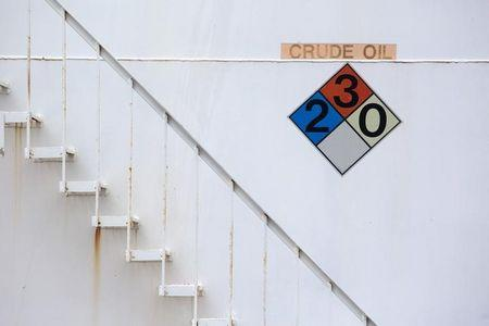 Oil slips ahead of US supply data