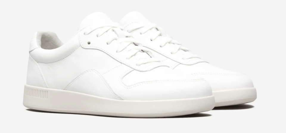 The Court Sneaker in White