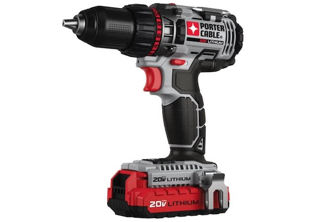 Best Cordless Drills - Porter Cable