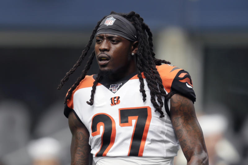 Bengals release Dre Kirkpatrick in defensive overhaul