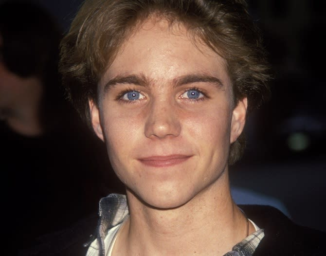 Jonathan Brandis (Photo by Vinnie Zuffante/Getty Images)