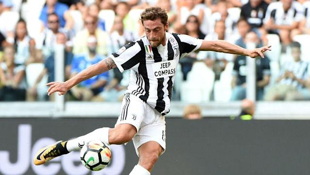 """<p><strong>Transfer: Juventus to Chelsea</strong></p> <br><p>An omission from Juventus' Supercoppa defeat to Lazio, combined with being substituted in the win over Cagliari, Claudio Marchisio is said to be <a href=""""http://www.90min.com/posts/5427400-juventus-legend-claudio-marchisio-set-for-shock-summer-exit-after-revealing-he-wants-to-leave-turin"""" rel=""""nofollow noopener"""" target=""""_blank"""" data-ylk=""""slk:unhappy"""" class=""""link rapid-noclick-resp"""">unhappy</a> with his role in Turin and could be on his way to reunite with former boss Antonio Conte at Chelsea</p>"""