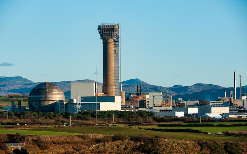 The Sellafield nuclear site has been decommissioned but is still used to store nuclear waste - Stuart Nicol