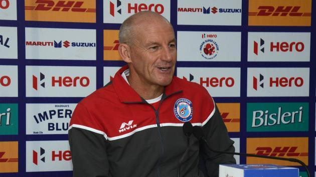 <p>ISL 2017: Jamshedpur don't go into games with a defensive mindset, says Steve Coppell</p>