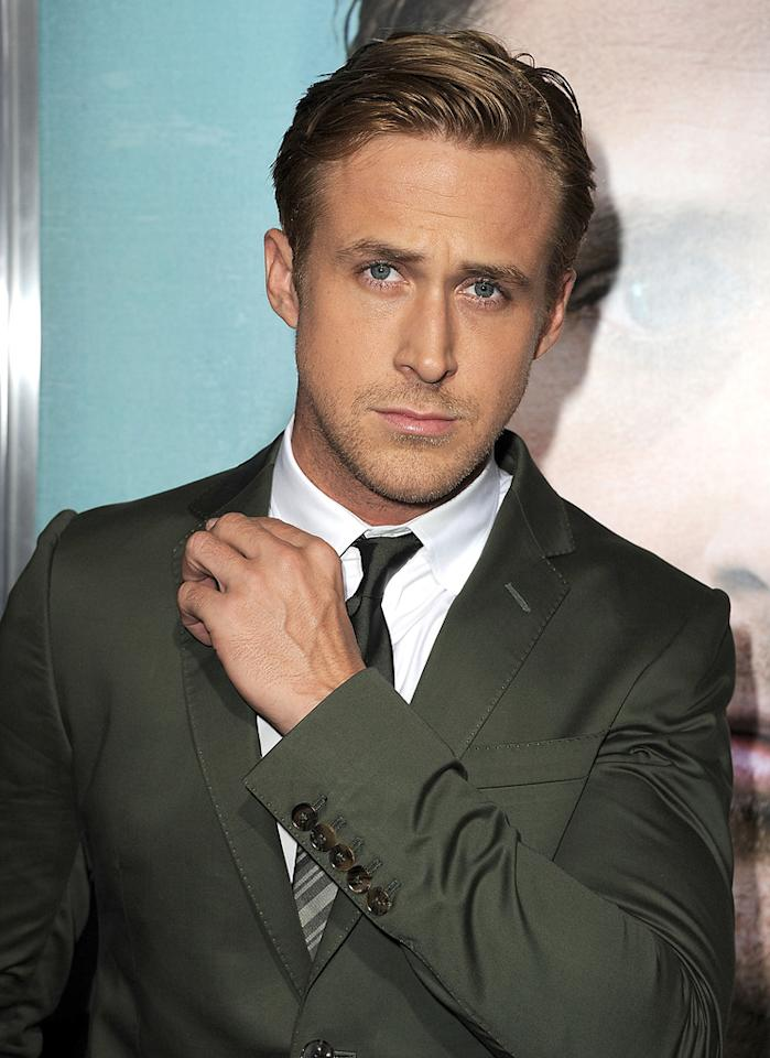 Ides of March LA Premiere 2011 Ryan Gosling