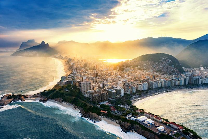 Rio de Janeiro is a vibrant city whatever time of year: Getty