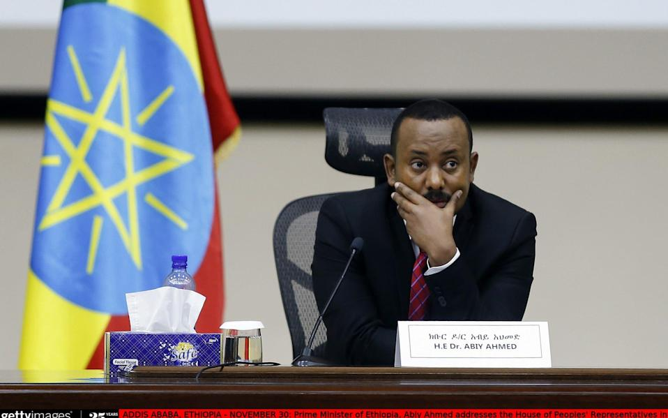 The government claims to have captured Mekele without bloodshed but an internet black-out makes verification difficult - Anadolu