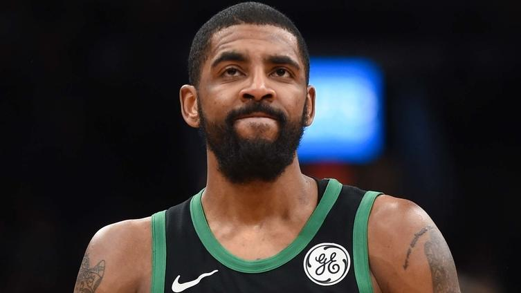 Kyrie Irving says call to LeBron James needed 'to move forward'