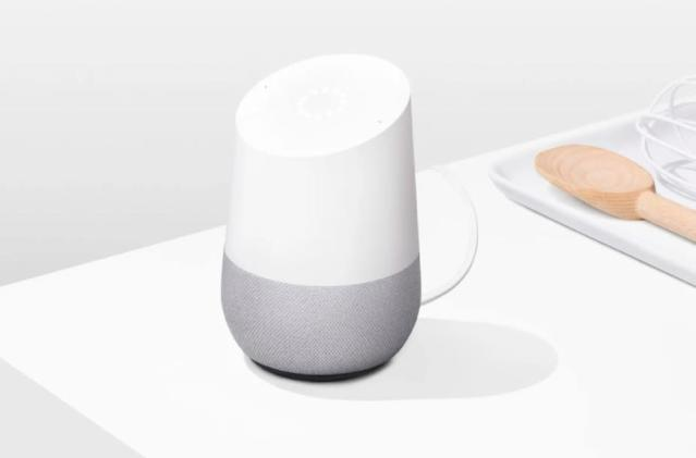 Google's Home is the second most popular smart speaker behind Amazon's Echo.