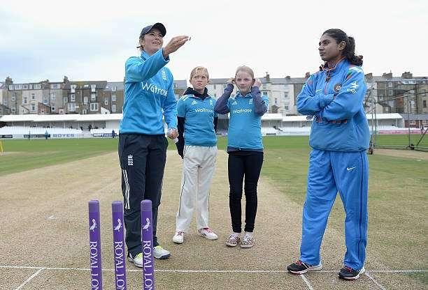 DRS will be a part of women's cricket for the first time in its history.