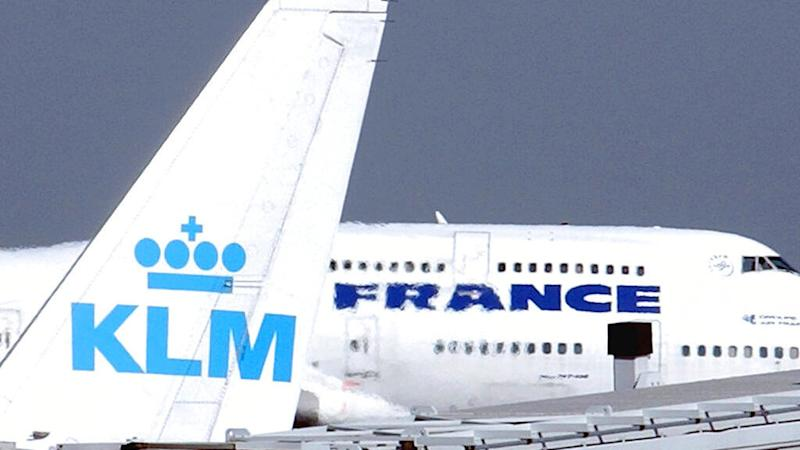 €10bn euro bailout will keep Air France-KLM afloat less than year: CEO