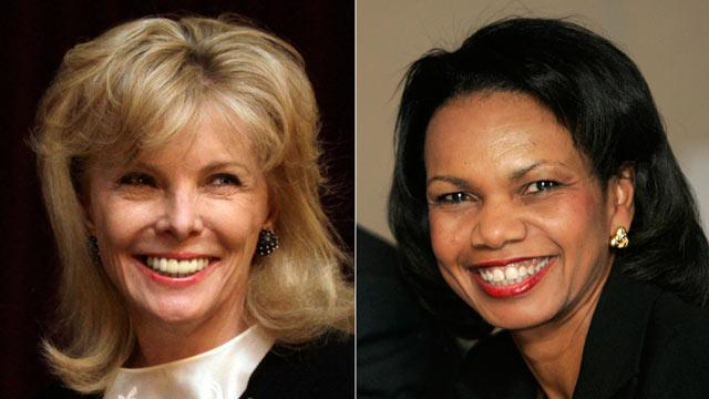 Augusta National Admits First Women Members, Condoleezza Rice and Darla Moore