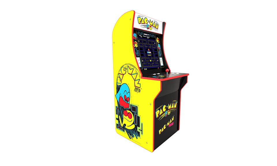 Arcade1Up Pacman Machine (Photo: Walmart)